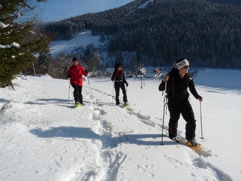 Nejkrásnější Trasy Pro Sněžnice Lipno – Šumava